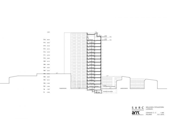 Meilahti Tower Hospital