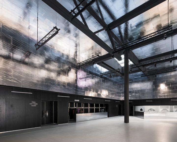 Foyer, Lappeenranta City Theatre