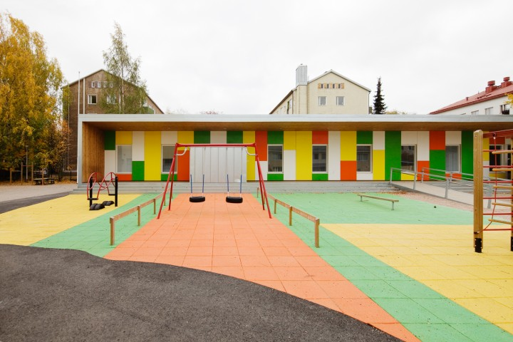 Modular Day-Care Centres