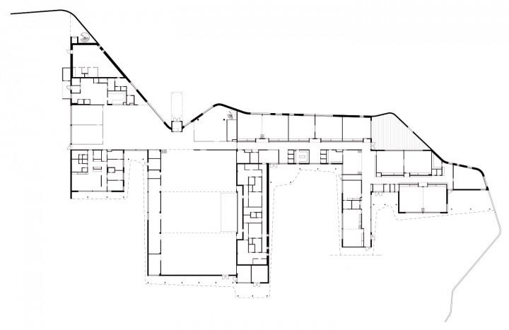Floor plan, Niemenranta School