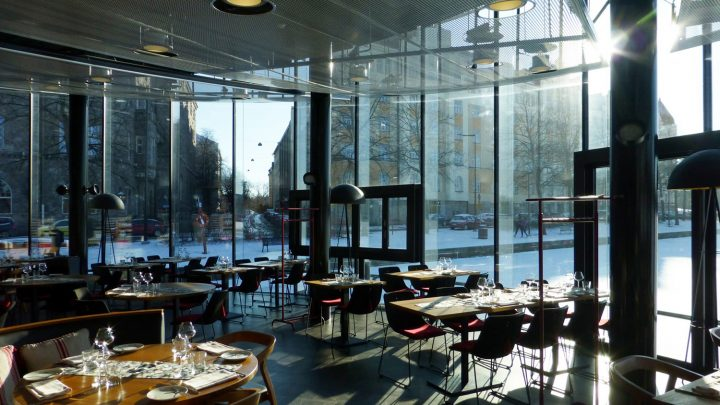 Meripaviljonki Restaurant