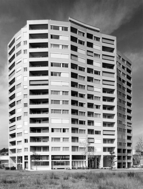 Schönbühl Apartment House and Commercial Centre