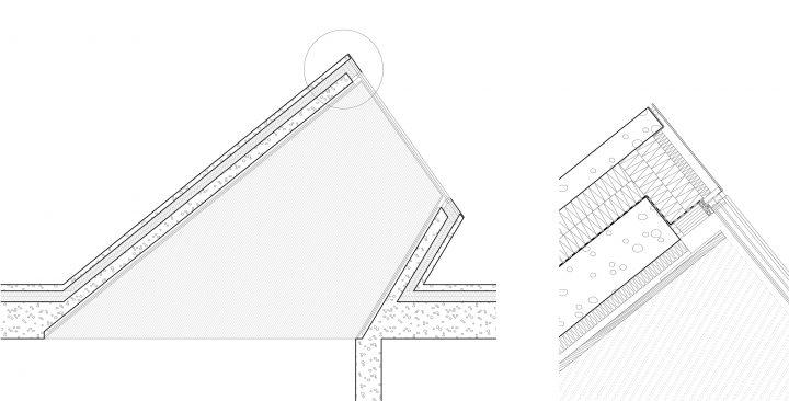 Skylight detail, Think Corner