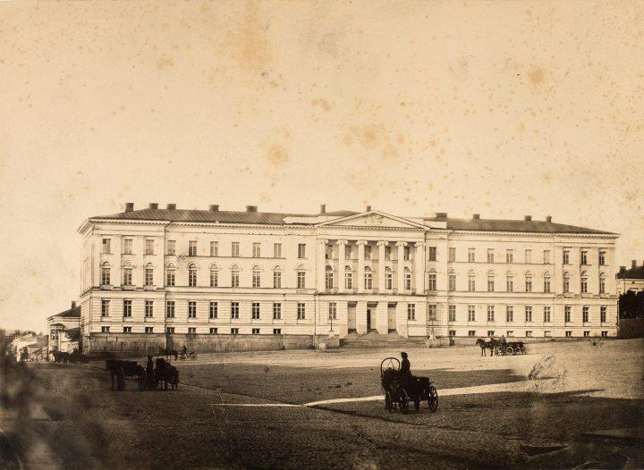 1860s, Helsinki University