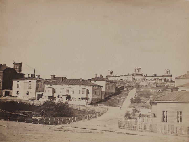Before 1875, Helsinki Observatory