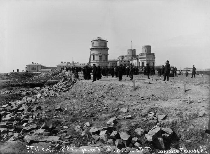 May 1893, Helsinki Observatory