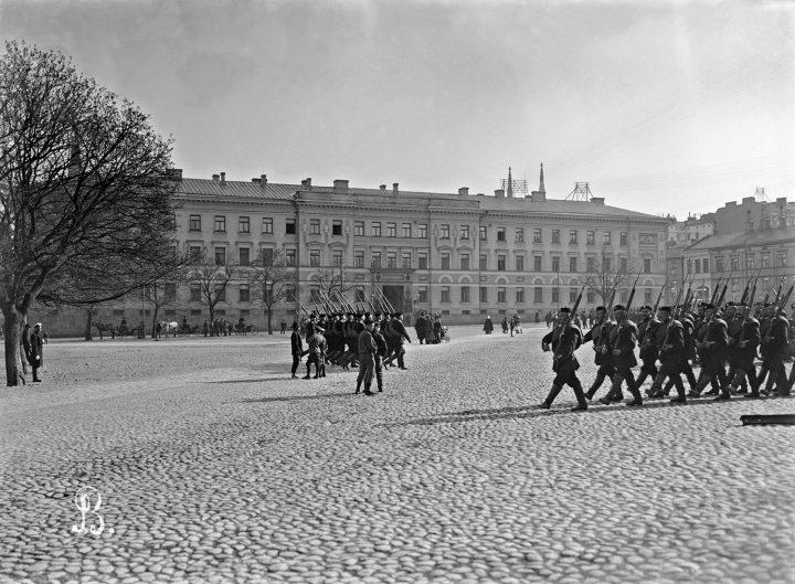 Before 1905, Kaarti Barracks