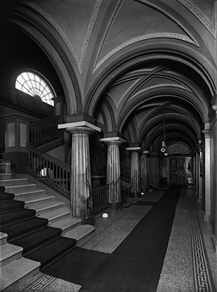 Main staircase, Senate Palace