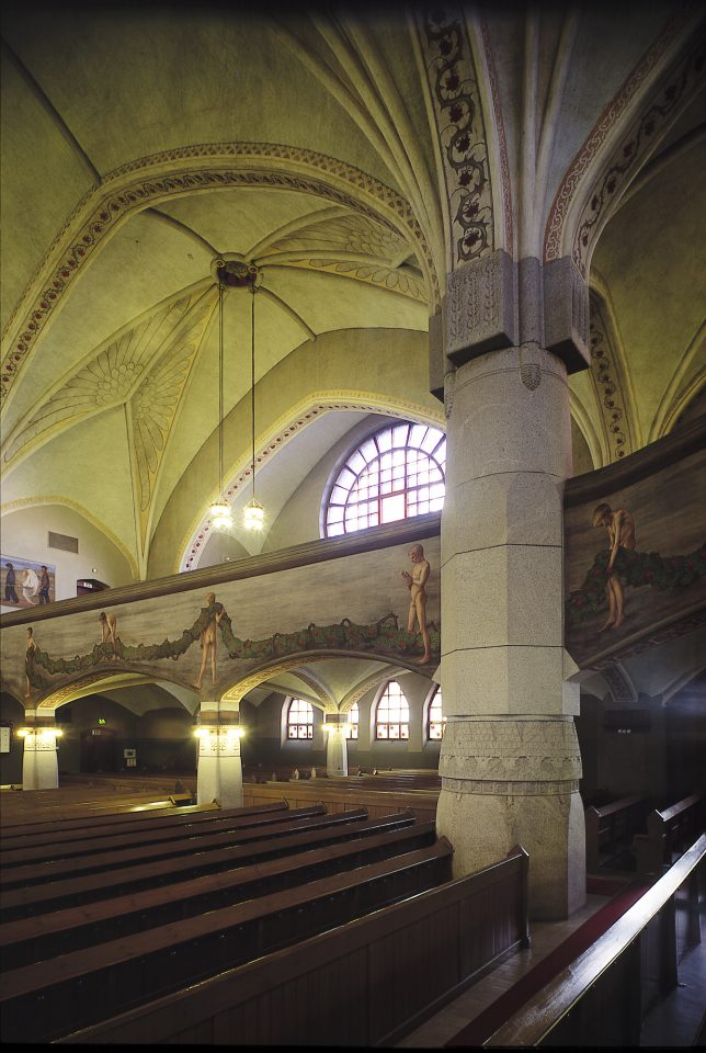 Interior, Tampere Cathedral