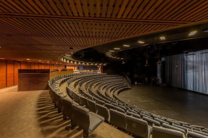 Small stage, Helsinki City Theatre