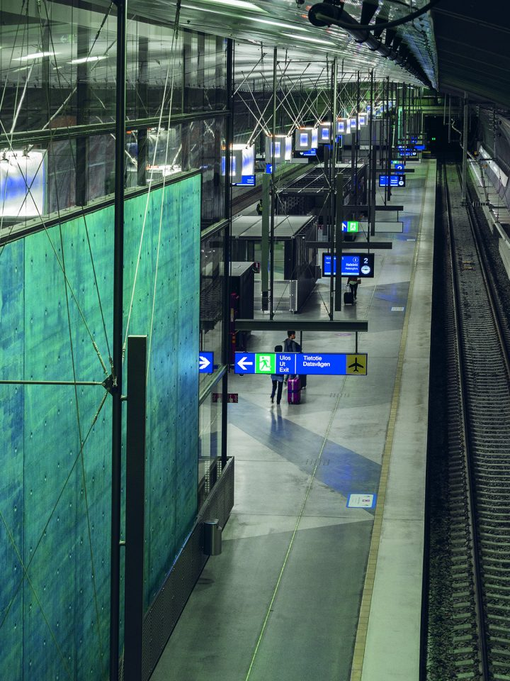 Helsinki Airport Railway Station