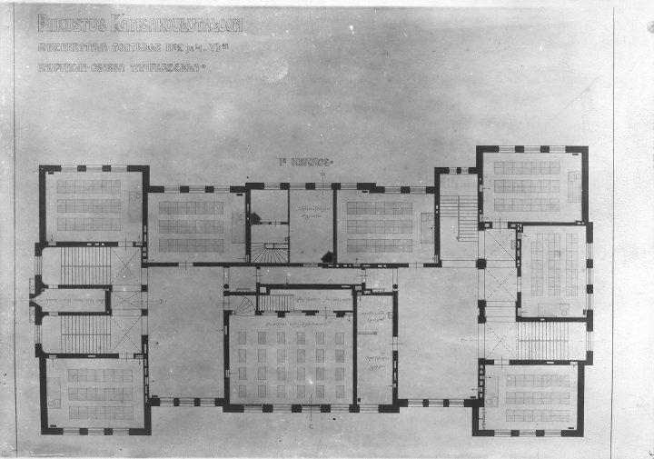 Ground floor, Alexander School
