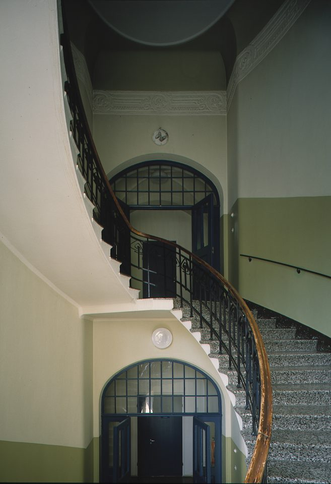 Staircase, Tampere School of Domestic Economy