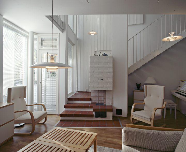 Runopuisto terraced house