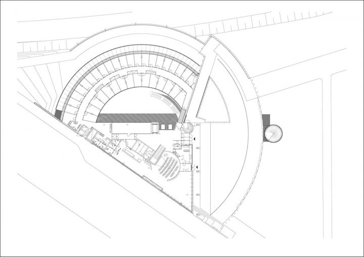 Floor plan, Parliament House