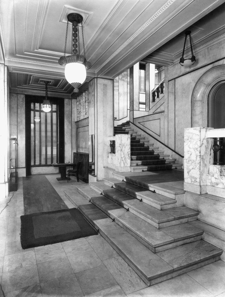 Main hall, Kaleva Insurance Company