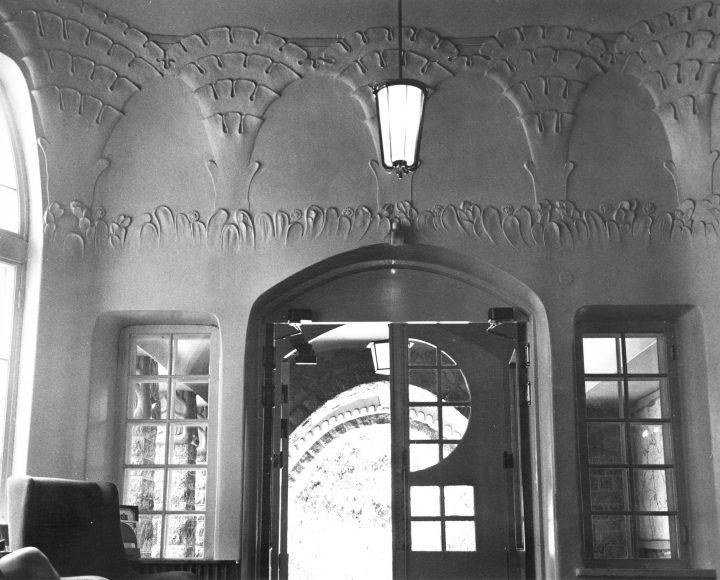 Interior, The State Hotel