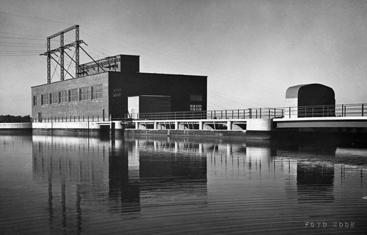 Upriver side, Harjavalta Power Plant