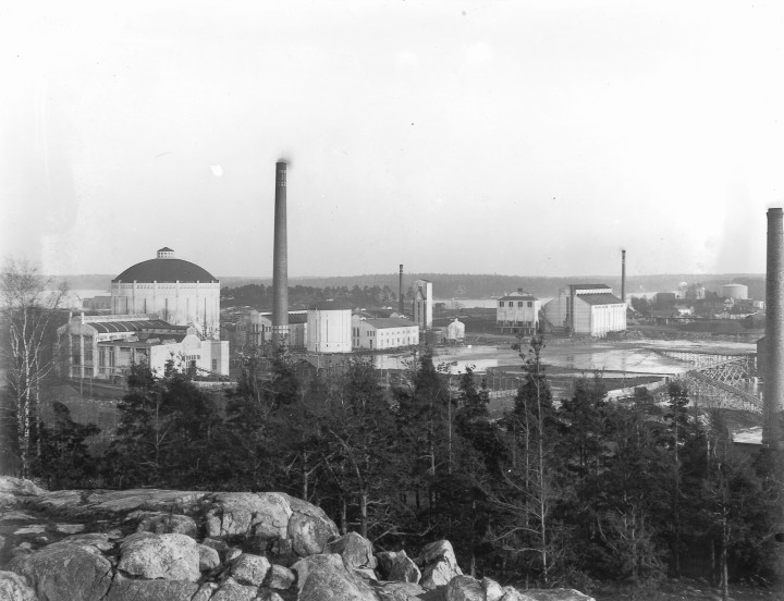 Suvilahti Power Plant