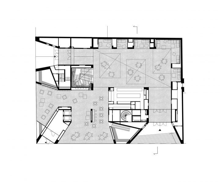 Ground floor, Think Corner