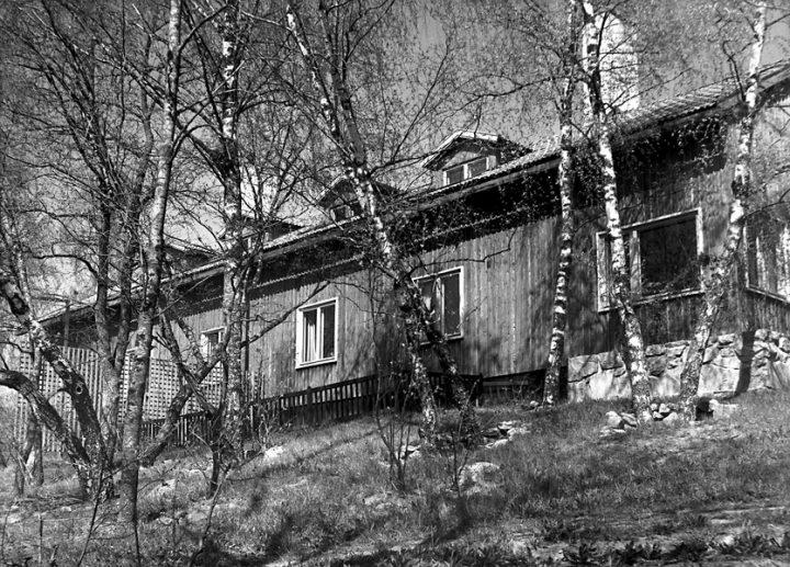 Engineers' dwellings , Laivateollisuus Residential Area