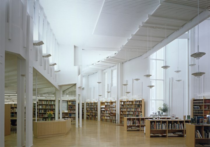 Vallila Library and Daycare Centre