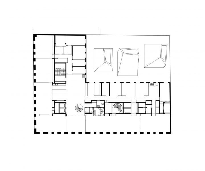 2nd floor, Think Corner