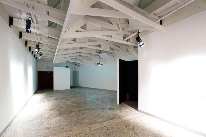 Interior, Aalto Pavilion