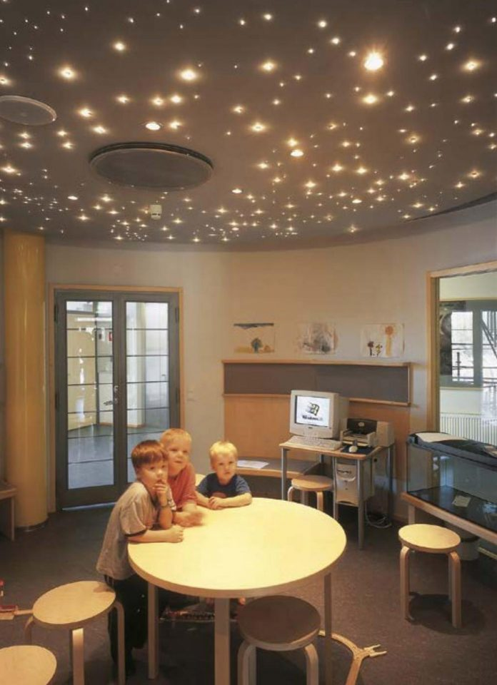 Group activity room, Aurinkolahti School