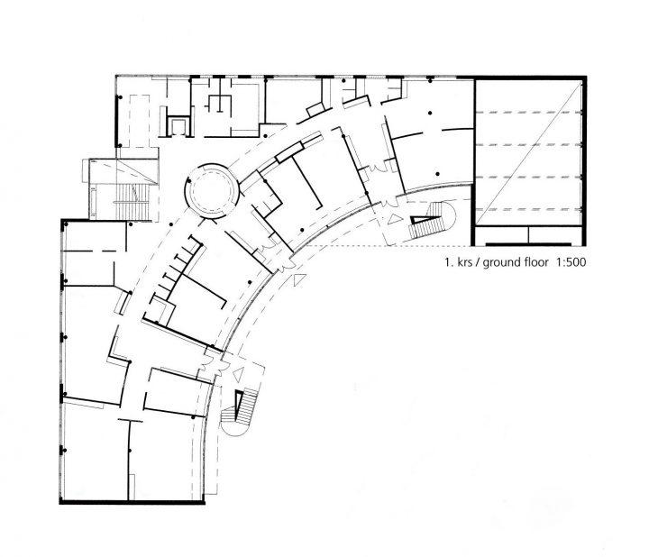 Ground floor, Aurinkolahti School