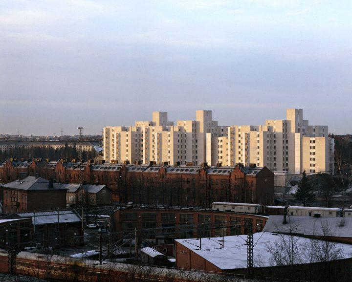 Auroranlinna housing