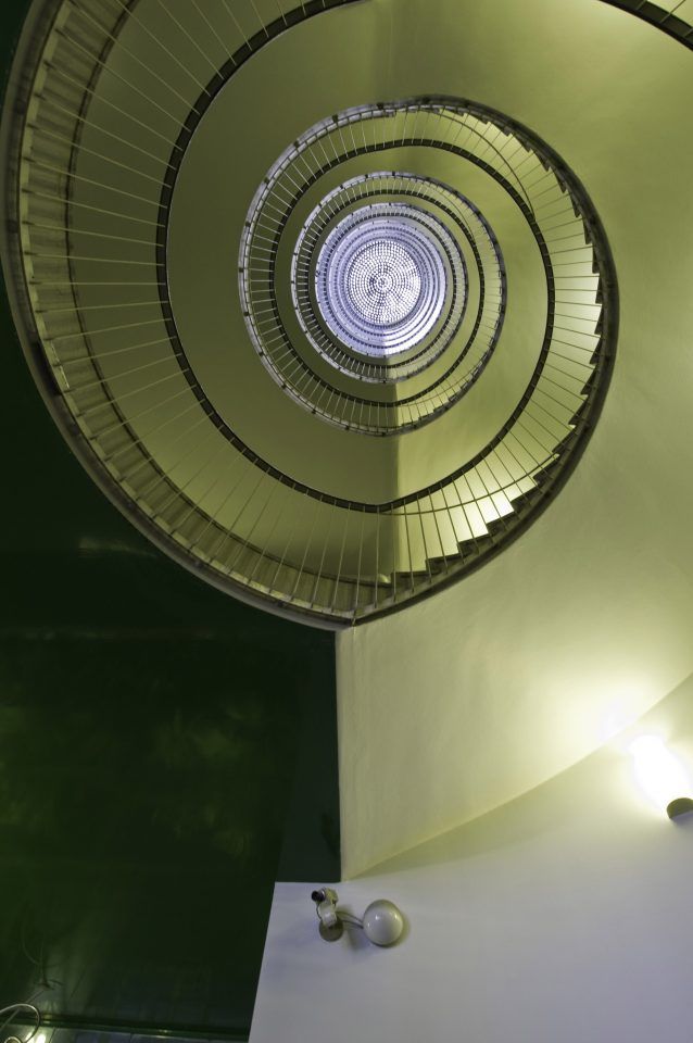 Staircase, Bensow House