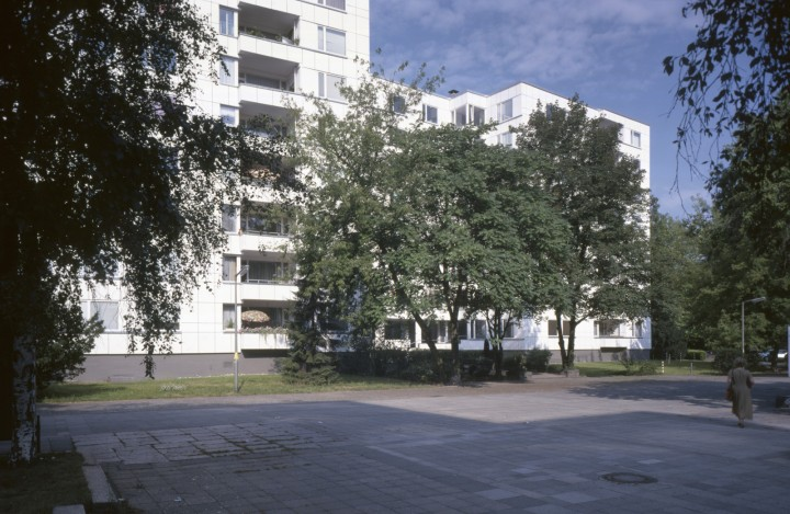 Hansaviertel Apartment House