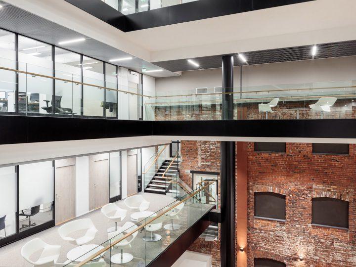 Office floors, European Chemical Agency ECHA