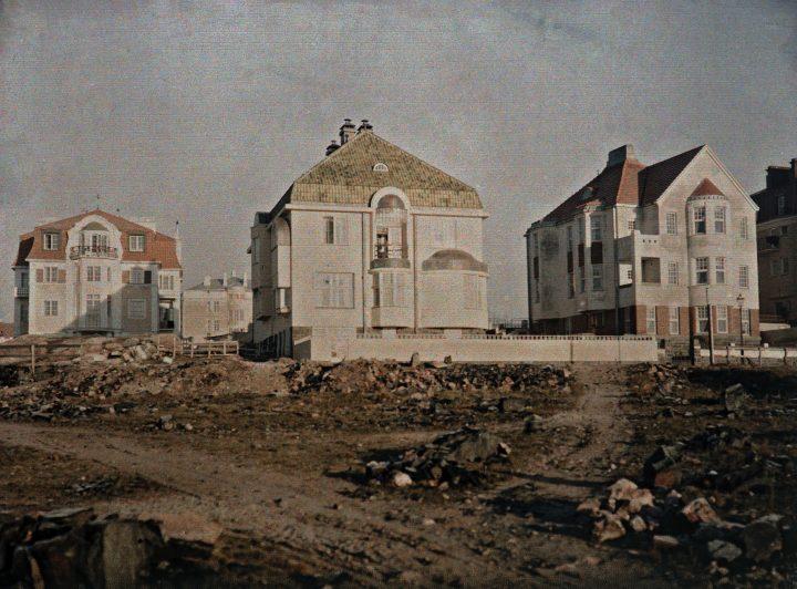 Eira Villa District in 1911, Eira Villa District