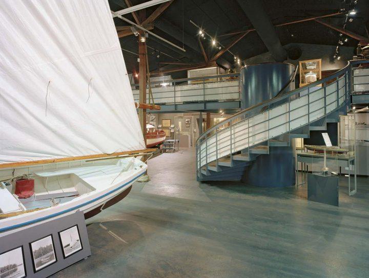 Linnanpuomi exhibition hall, Forum Marinum