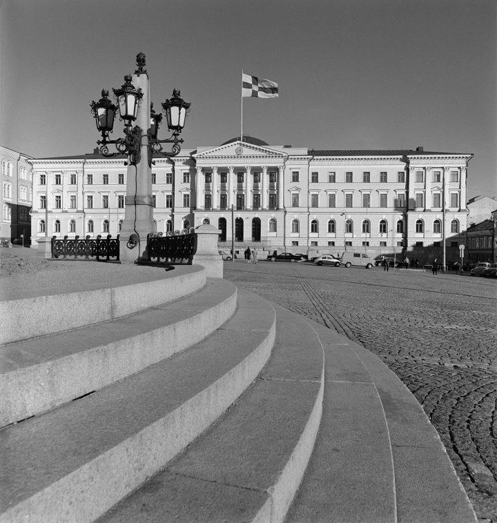 Photo from 1978, Senate Palace