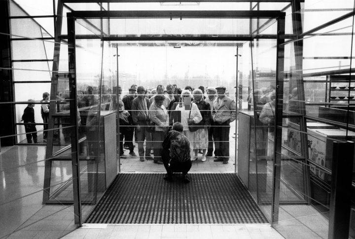 April 1989 opening, Finnish Science Centre Heureka