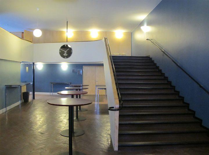 Lobby, Kiva Cinema