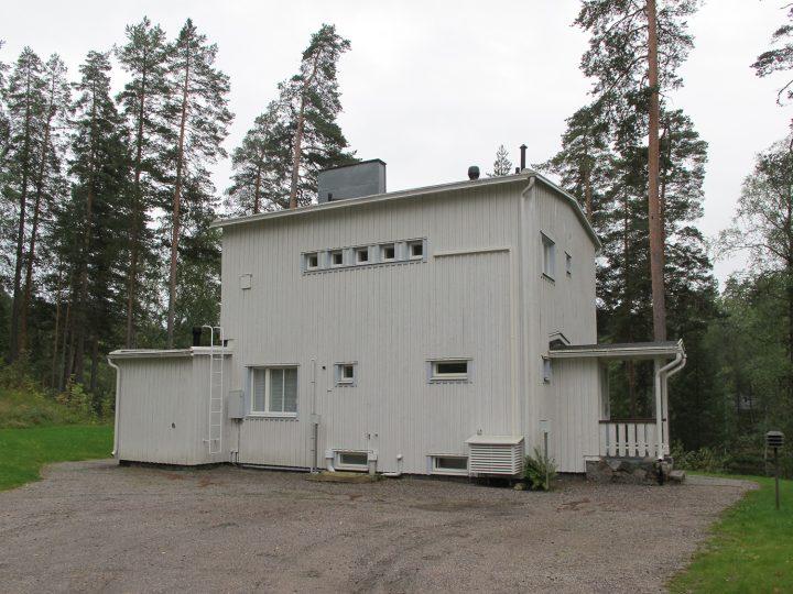 Doctor's residence, Vierumäki Sports Institute