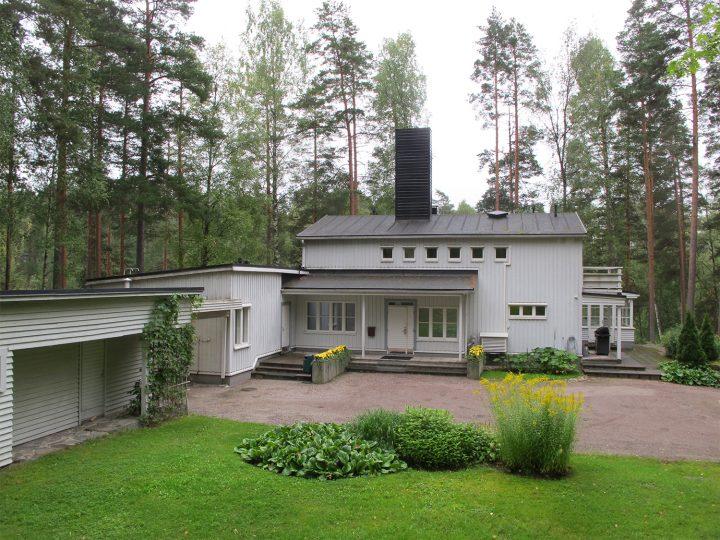 Director's residence, Vierumäki Sports Institute