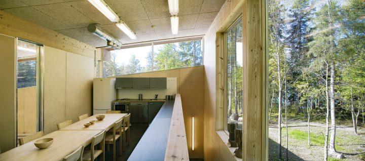 Conservation Centre of the Seurasaari Open-Air Museum