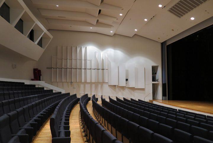 Eino Säisä Hall, Iisalmi Cultural Centre