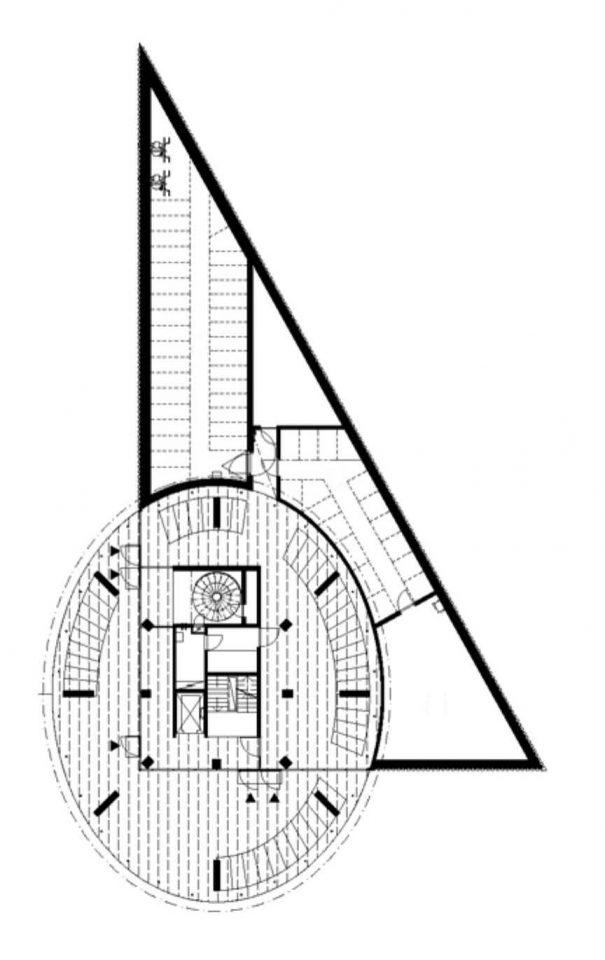 Entrance floor, Ikituuri Student Housing
