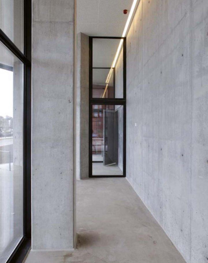 Common space, Ikituuri Student Housing