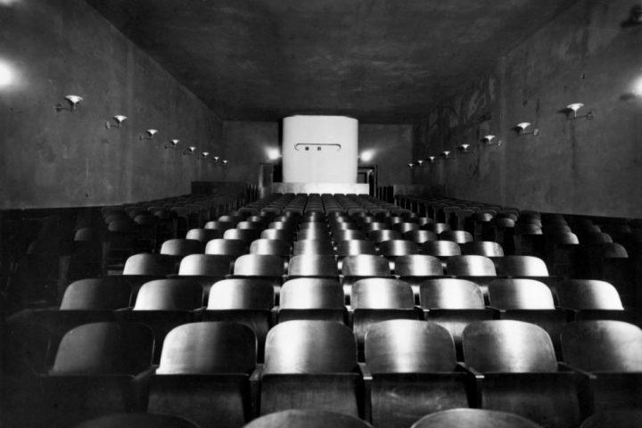Cinema, The Jyväskylä Defence Corps Building