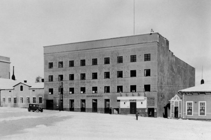 The Jyväskylä Defence Corps Building