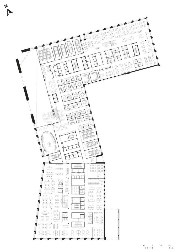 1st floor, Urban Environment House