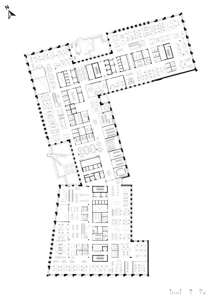 3rd floor, Urban Environment House