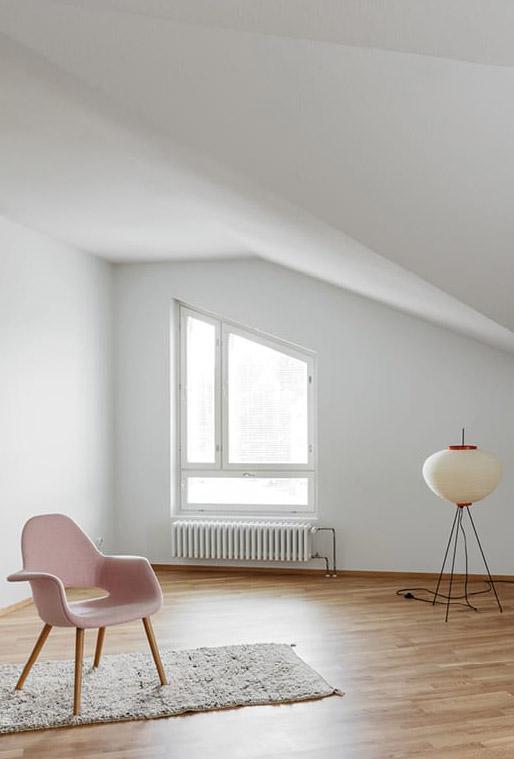 Apartment, Käpylän Posteljooni Housing